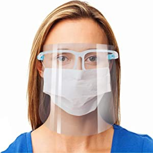 Face Shield ( Anti-Fog Face Visor Protect Eyes and Face from Droplet)