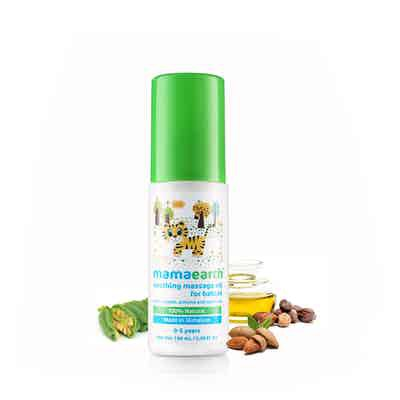 Soothing Massage Oil-100ml