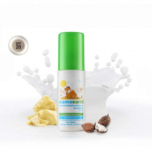 Mineral based Sunscreen-100ml
